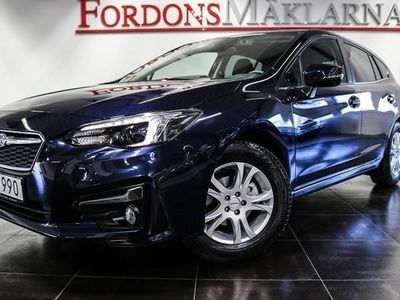 begagnad Subaru Impreza 2.0 AWD ACTIVE 1 2018, Personbil 209 900 kr