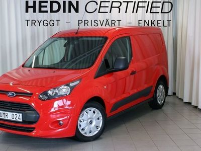 begagnad Ford Transit CONNECT 1.6TDCi 95hk L1 DIESELV