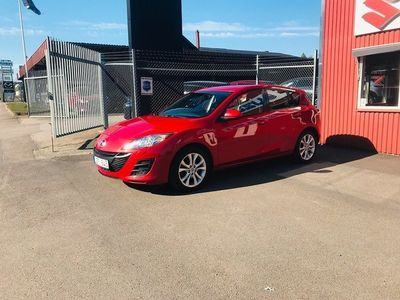 begagnad Mazda 3 Sport Advance Plus 1.6 105hk