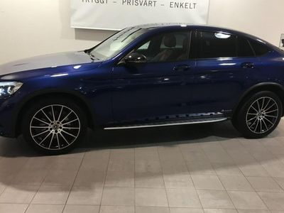 begagnad Mercedes 350 GLC Benz -Benzd Coupé 4MATIC 9G-Tr 2017, SUV 429 500 kr