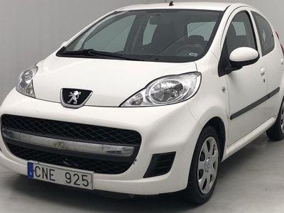 begagnad Peugeot 107 1.0 5dr 2011, Halvkombi 20 000 kr