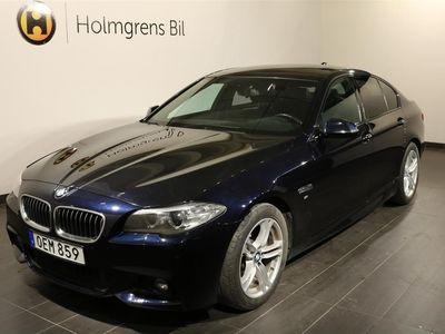 begagnad BMW 520 d M-Sport Navi Drag