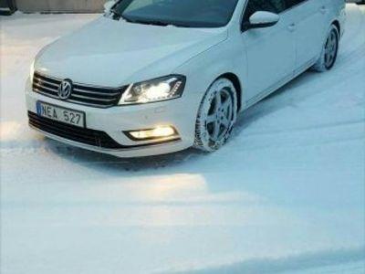 begagnad VW Passat -13