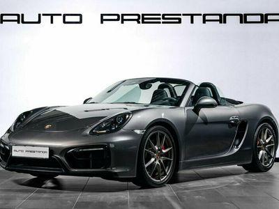 begagnad Porsche Boxster GTS PDK 330hk