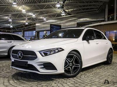 begagnad Mercedes A180 // AMG & NIGHTPACKAGE //
