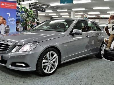 brugt Mercedes 350 E-KlassCDI BlueEFFICIENCY 7G-Tronic 231hk