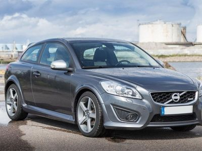 begagnad Volvo C30 - D3 R-Design - All options