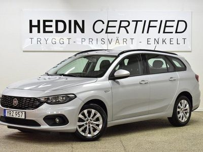 begagnad Fiat Tipo 1.6 Lounge Automat V-hjul