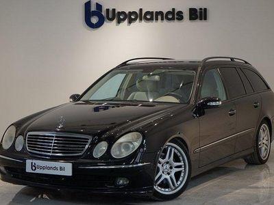 begagnad Mercedes E320 CDi KOMBI 7-GTRONiC AVANT