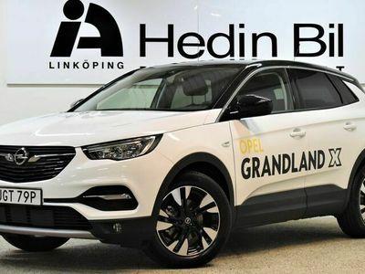 begagnad Opel Grandland X Design Line Plus 1,2T 130hk