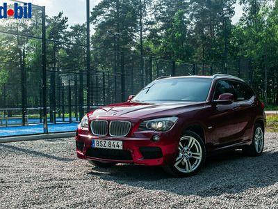 begagnad BMW X1 xDrive23d Aut