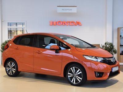 begagnad Honda Jazz 1.3 Elegance ADAS Automat
