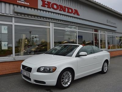 used Volvo C70 2.0D Cabriolet KINETIC -09