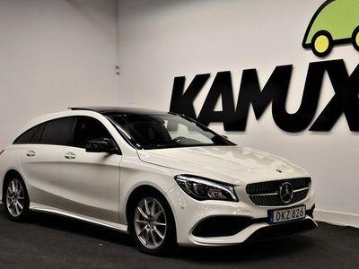 begagnad Mercedes 250 CLA Benz|AMG | Pano | GPS | H&K | 2018, Sportkupé 294 800 kr