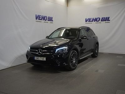 begagnad Mercedes GLC250 d 4MATIC Style Edition AMG-Styling