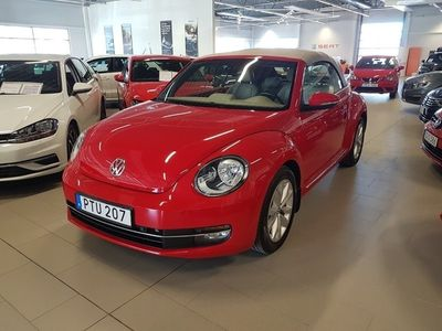 brugt VW Beetle Cabriolet CAB TSI 150 MAN