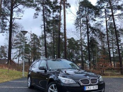 begagnad BMW 525 XI Touring