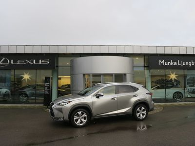 begagnad Lexus NX300h AWD Executive Luxury