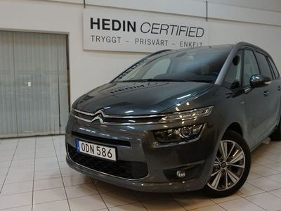 begagnad Citroën Grand C4 Picasso Exclusive 150 HK | Panorama