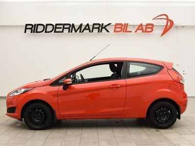 begagnad Ford Fiesta 1.25 3dr 2013, Halvkombi 94 800 kr