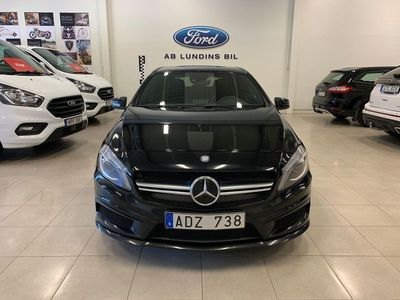 begagnad Mercedes A45 AMG 4MATIC AMG Speedshift