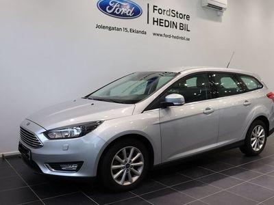 begagnad Ford Focus Focus Titanium 1.0 125hk Ecoboost
