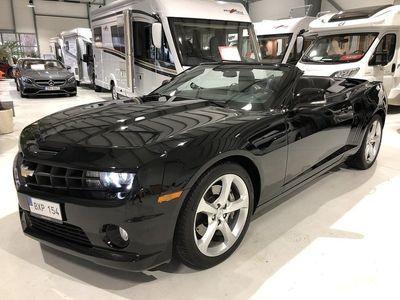 begagnad Chevrolet Camaro SS 6.2 V8 405hk Facelift / -14