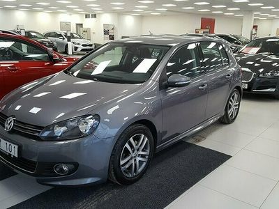 begagnad VW Golf 5-dörrar 1.6 TDI BlueMotion Design, Style 105hk