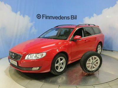 begagnad Volvo V70 D4 S/S Mom BE, v-hjul/drag/voc/nav