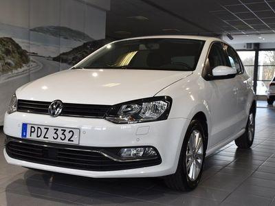 begagnad VW Polo COMFORTLINE 1.2 L TSI 66 KW (90 PS