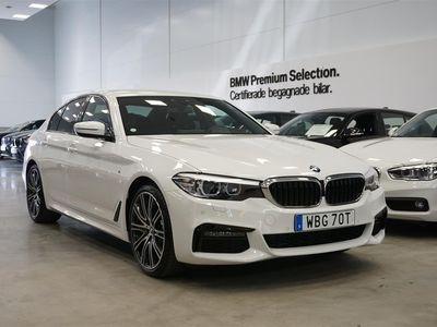 begagnad BMW 520 d Sedan M-Sport / 20