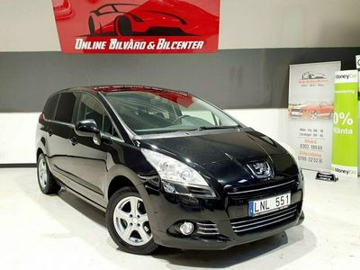 begagnad Peugeot 5008 1.6 HDi FAP EGS (7-sits) 109hk Automat
