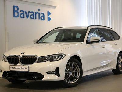 begagnad BMW 320 d xDrive Touring Sport line Drag Kupévärm Nypris 474 300:-