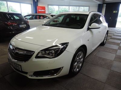 usata Opel Insignia Business 2,0CDTi BiTurbo Automat 2015, Personbil 189 900 kr