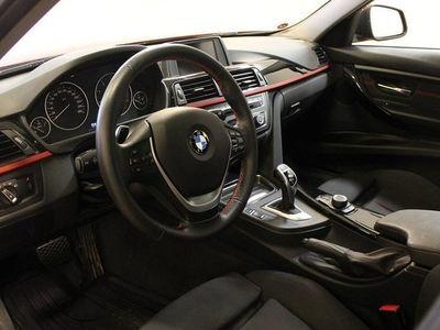 begagnad BMW 320 d Touring (184hk)
