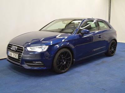"""begagnad Audi A3 2.0 TDI 150 HK Sport 18"""" -13"""