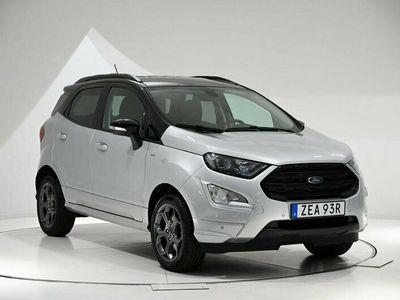 begagnad Ford Ecosport ST-Line 1.0 Ecoboost 125hk Automat