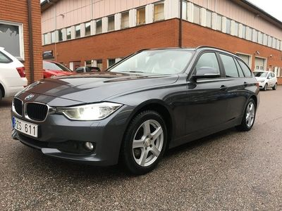 begagnad BMW 320 d Touring Automat 184hk