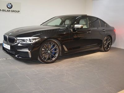 begagnad BMW M550 i xDrive/ Connected/ Winter/ Massagestolar