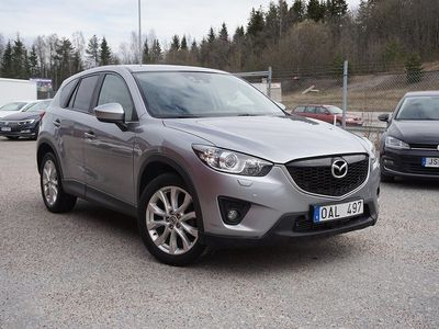 begagnad Mazda CX-5 2.2 SKYACTIV-D AWD AUT EU6 175HK