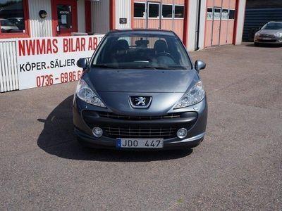 begagnad Peugeot 207 5-dörrar 1.6 VTi/ 1 Ägare