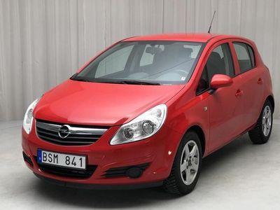 begagnad Opel Corsa 1.2 Twinport 5dr