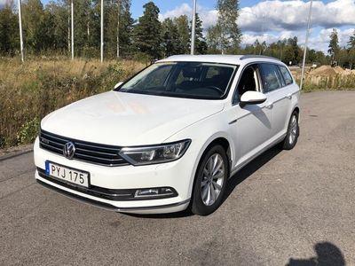used VW Passat Variant 2.0 TDI Sportscombi 4Motion (190hk)