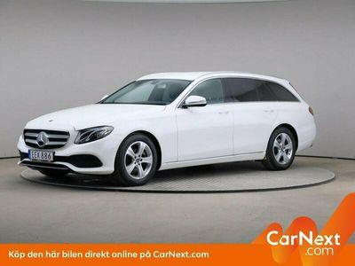 begagnad Mercedes E220 E KlasseT 4matic SE-Edition Aut Drag Nav