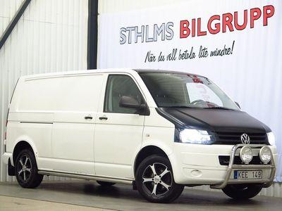 brugt VW Transporter 2.0 TDI LÅNG VÄRMARE