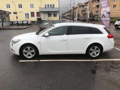 begagnad Opel Insignia Sports Tourer 2.0 CDTI 4x4