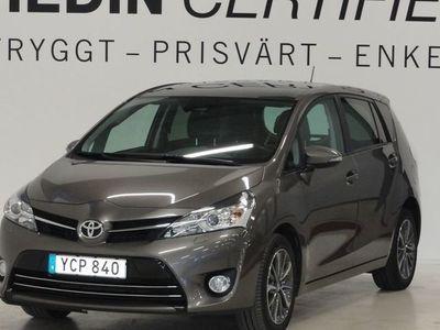 begagnad Toyota Verso 7-sits Navigation Panoramatak Backkamera