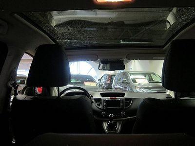 begagnad Honda CR-V 2,2 Diesel Executive