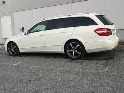 begagnad Mercedes E220 cdi blueefficiency