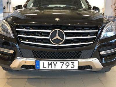 gebraucht Mercedes 350 M-KLASSBLUETEC 4MATIC